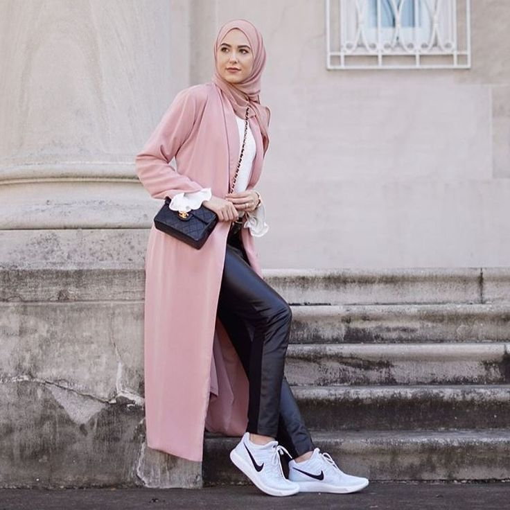 Casual Hijab Outfit Ideas 2016