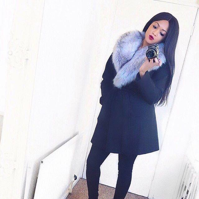 Love this coat 🖤