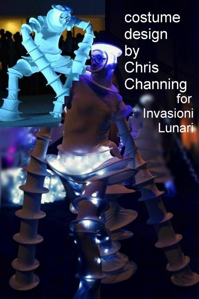 Chris Channing Costume Design