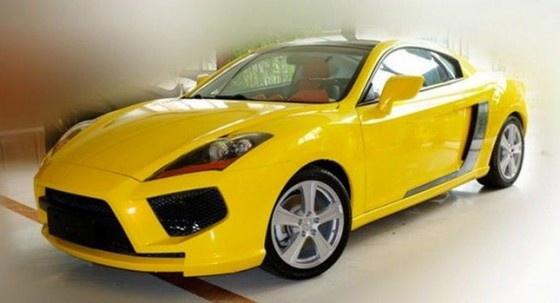 Chinese super-car!!