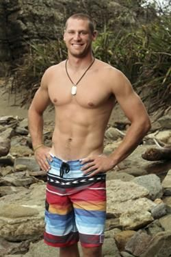 "Chase Rice - Not only is he a country singer, he wrote ""Cruise"" for FGL!  And he's not bad on the eyes either. :)"