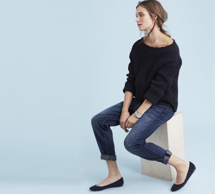 The Juliet Sweater | HATCH  Pre-Spring 2017