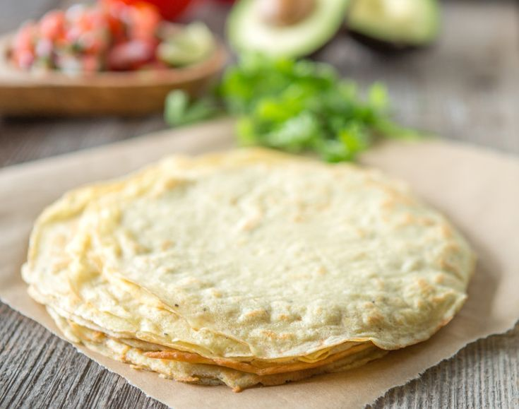 Paleo Tortillas (from Make It Paleo 2)