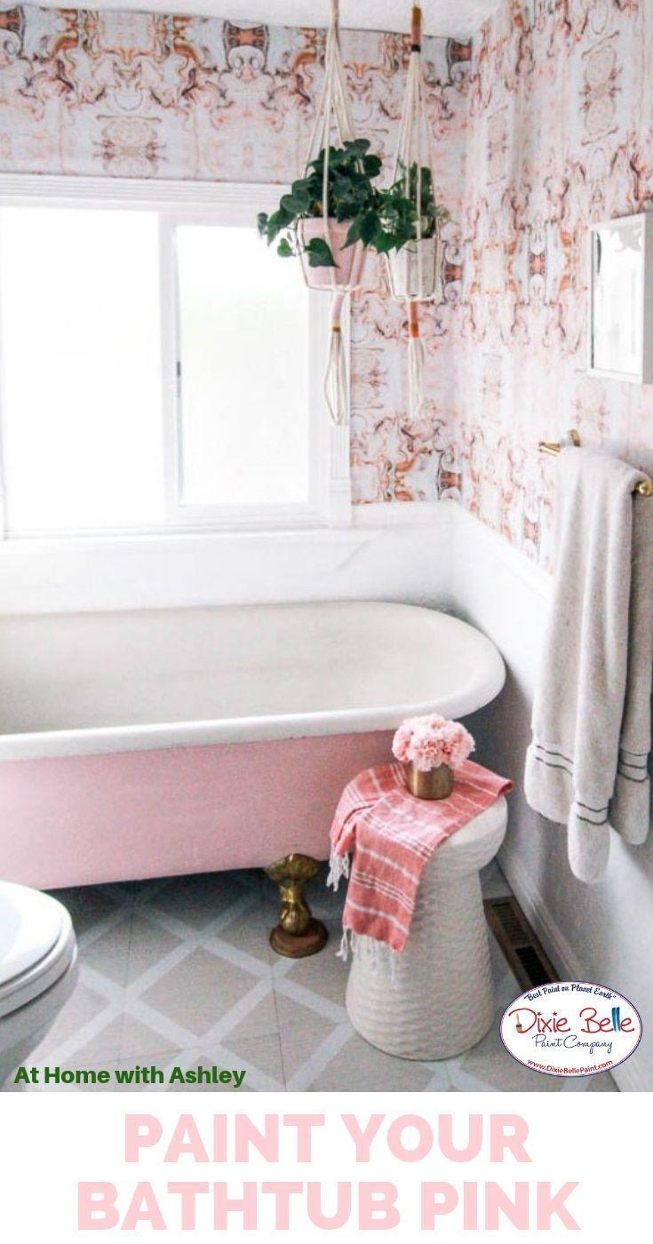 Clawfoot Tub Painted Tub Tub Paint Bathtub