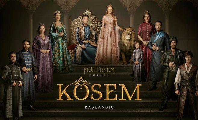 Muhteşem Yüzyıl Kösem bu akşam Star Tv'de saar 20:00'de başlıyor!