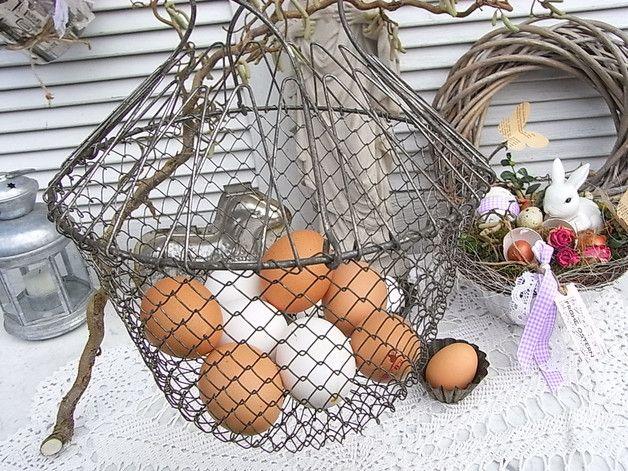 ber ideen zu eierkorb auf pinterest k rbe warenk rbe und eierhalter. Black Bedroom Furniture Sets. Home Design Ideas