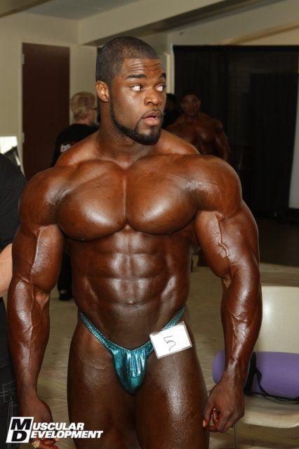 The magnificent Brandon Curry. | MEN - BODYBUILDERS