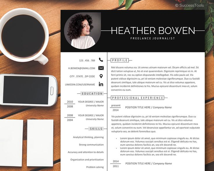 Customer Service Resume Sample  Best Images About Resume Templates On Pinterest  Teacher  Resume For Graduate School Template Word with Web Developer Resume Excel Cv Template Creative Resume Wordresume With Photo Full Package Instant  Download Resume Template What Does A Resume Need Pdf