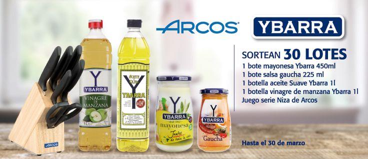30 LOTES YBARRA Y ARCOS