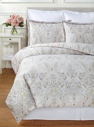 57% OFF Errebicasa Sorrento Duvet Set (White)