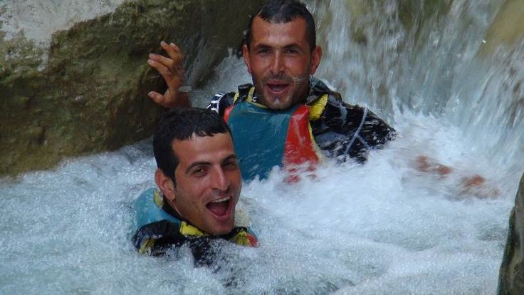 Mehmet and Shaban. The Simsek Brothers. Best rafting guides in Antalya