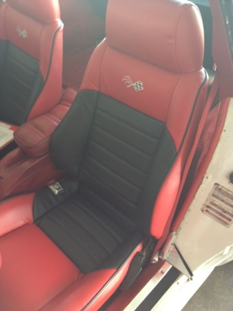 Mejores 31 imgenes de corvette c3 en pinterest corvette c3 10 mrmikes fiero seats in a vette do it yourself upholstery kits we solutioingenieria Choice Image
