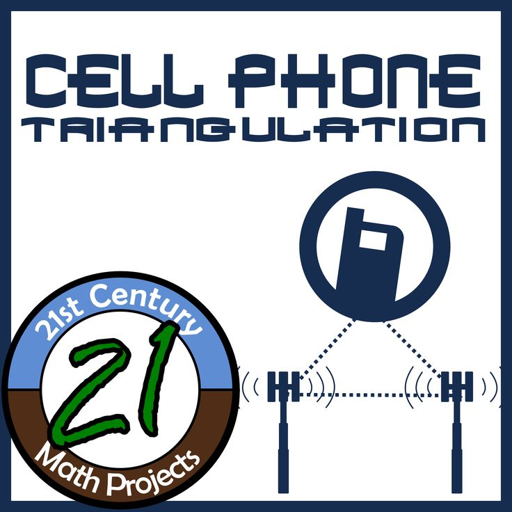 How Does Trigonometry Impact Modern Cell Phone Forensics? As the world becomes increasingly reliant on mobile technology, we have never been more connected. As a cell phone searches for a signal, its location is pinpointed and coordinated across a number of applications. Your precise location is used on a Google Map or even Facebook. Cell towers can determine how strong a signal is to a specific phone (i.e. how far away the phone is from the tower) and the general direction the phone is…