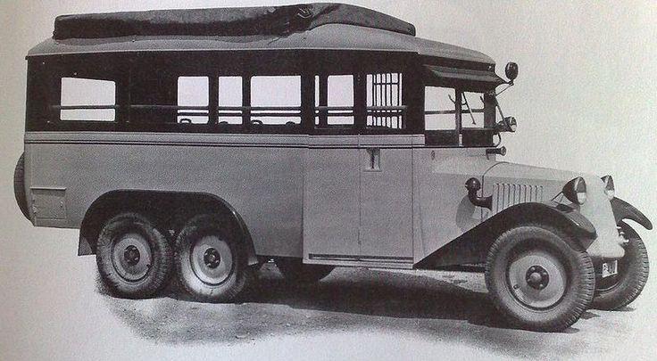 Tatra T26 bus