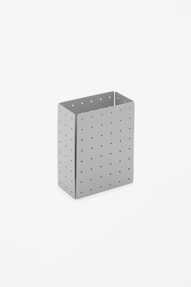 COS × HAY wishlist | Perforated desk organiser