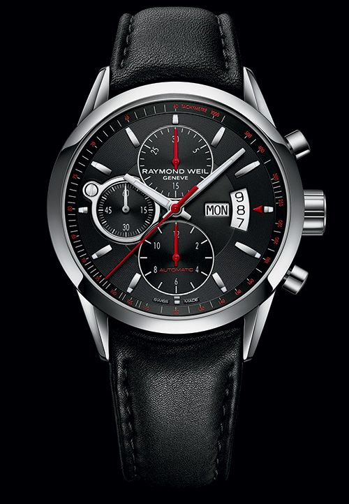 SIMPLY CLASS Raymond Weil the new Freelancer (PR/Pics http://watchmobile7.com/data/News/2013/06/130617-raymond_weil-freelancer.html) (2/2) #watches