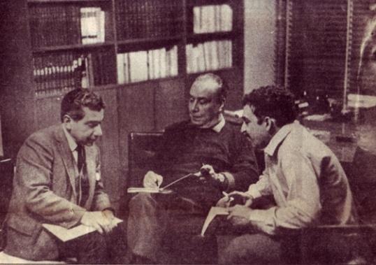 Augusto Roa Bastos, Leopoldo Marechal (ambos Géminis) y y el pisciano (dual también) Gabriel García Márquez