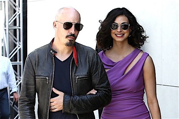 Morena Baccarin Ordered to Pay Estranged Husband $23k a Month