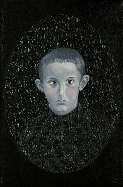 """Error IV"" oil on canvas, 30x20 cm 2012"