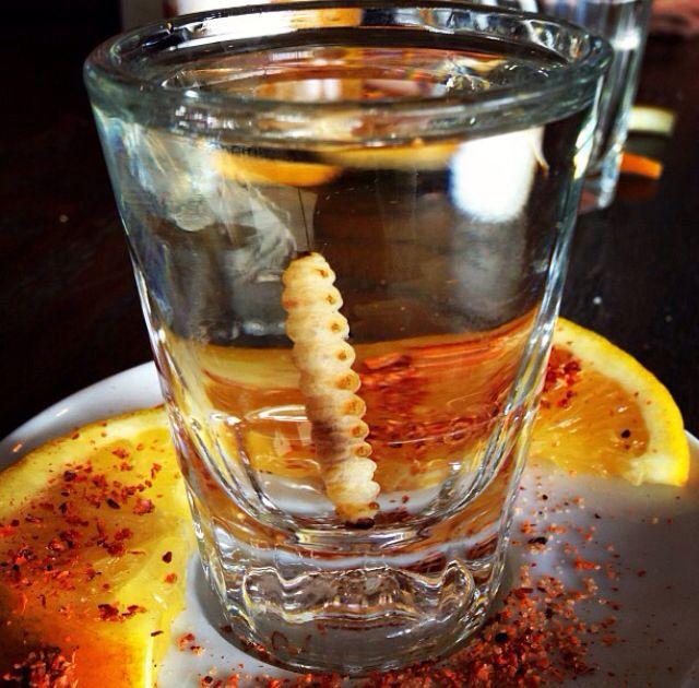 Caballito de tequila no mejor de semen - 3 3