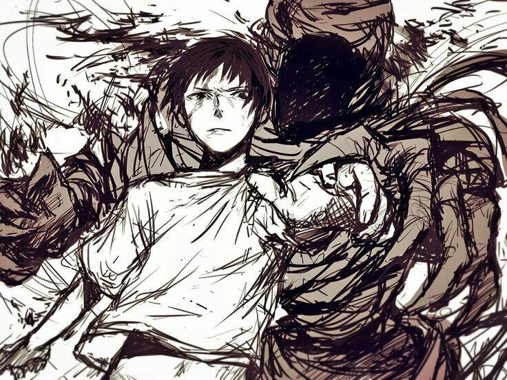 demi humans anime - 736×552