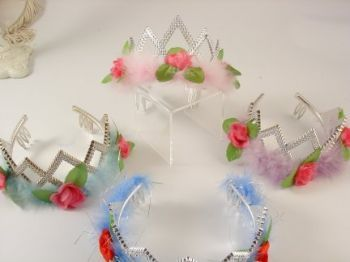 little girls tea party ideas | home tea wedding favors tiaras for little girls tea parties