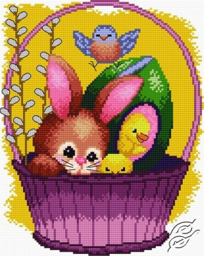 FREE PATTERNS - Easter - Gvello Stitch
