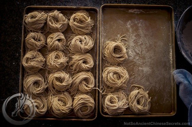 Homemade Ramen Noodles From Scratch - Not So Ancient Chinese Secrets