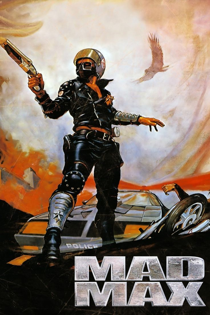 Mad Max - Review: Mad Max (1979) is the quintessential dystopian film that will be remembered for many years to come. It… #Movies #Movie