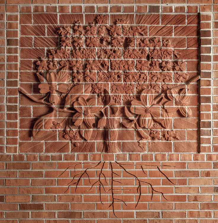 Wall Art The Brick : Best brick sculptures images on