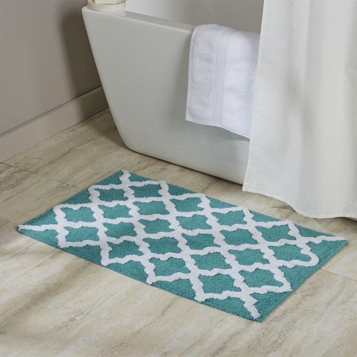 Southwestern Bathroom Rug Sets