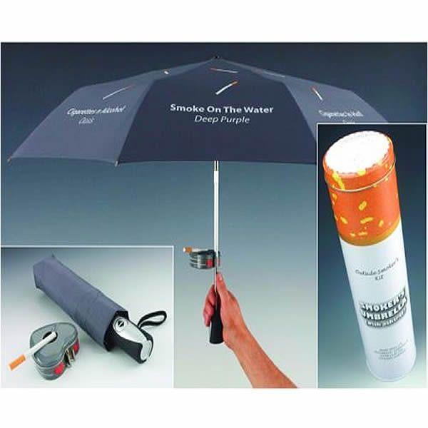 Smokers Umbrella Kit