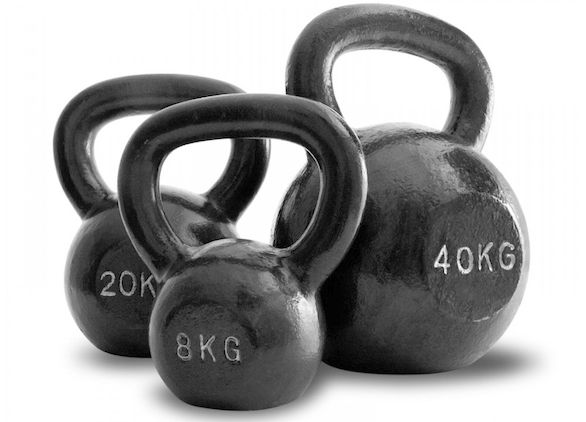 Kettlebell Swing: The Most Efficient Exercise Ever | The Beauty Bean