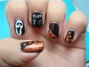 48 best nail styles images on pinterest christmas nails