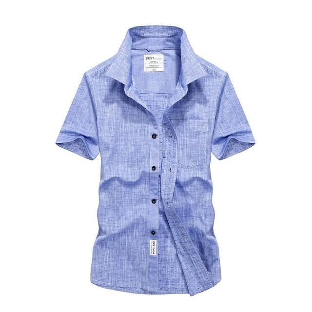 On my Shopify store : Men's Linen Shirts  Short Sleeve http://newageguys.com/products/mens-linen-shirts-short-sleeve?utm_campaign=crowdfire&utm_content=crowdfire&utm_medium=social&utm_source=pinterest