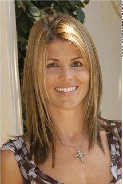 Lori Loughlin Hairstyles My Style Lori Loughlin Hair
