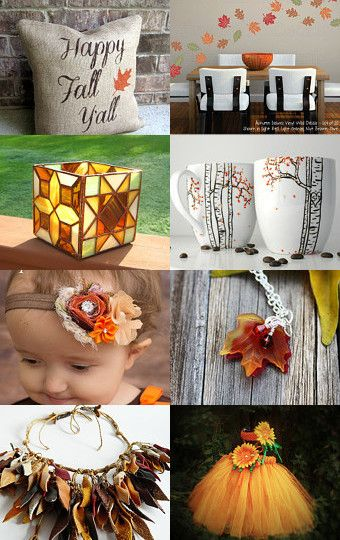 When the leaves fall by Eva on Etsy--Pinned with TreasuryPin.com