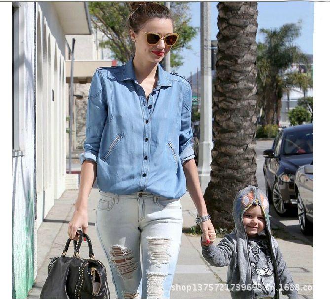 Aliexpress.com Comprar 2014 nueva Miranda Kerr en el mismo diseño nueva mujer con