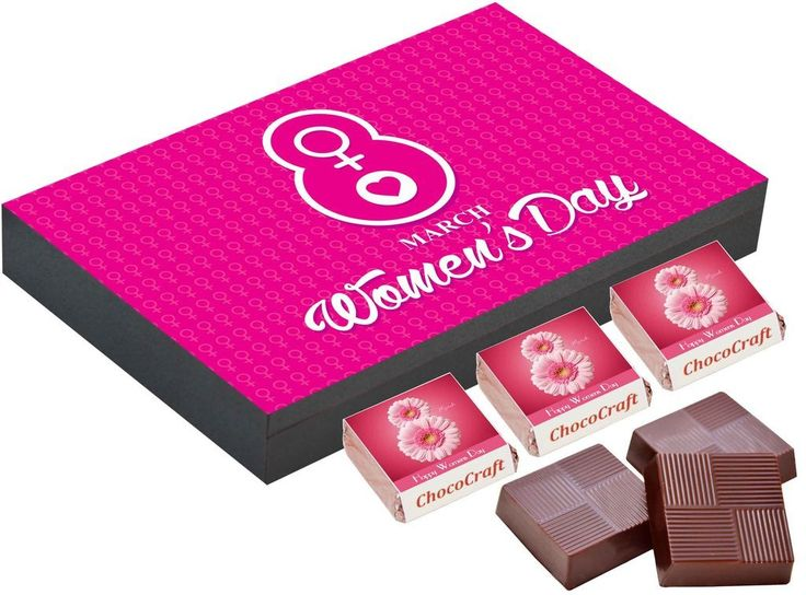 Perfect Women's day gifts   Gift chocolate boxes online