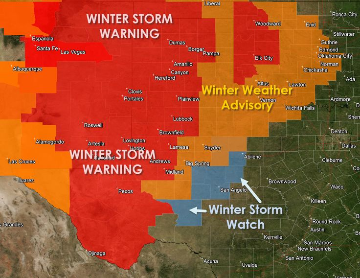 Winter Storm Warning: 445PM: Accumulating Snow In The Panhandle; Widespread Rain