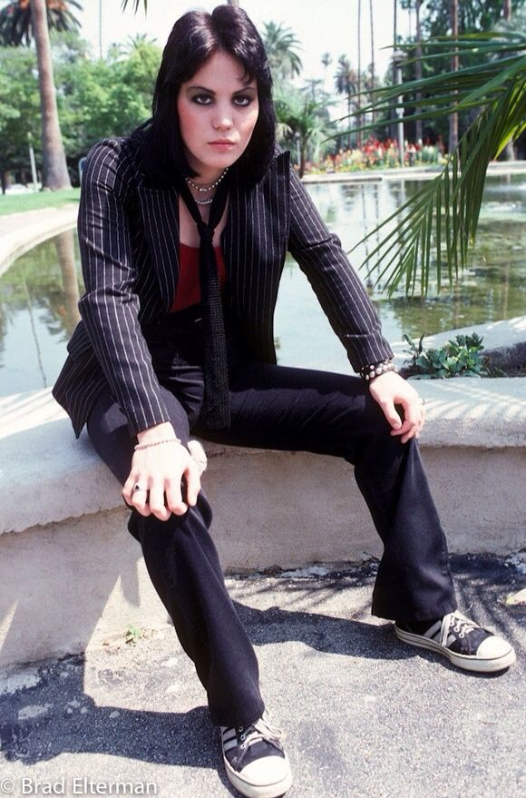 haircuts rock 100 best images about joan jett on a house 4627