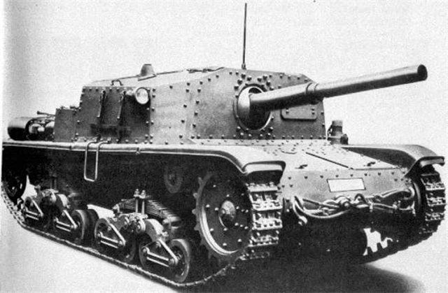 The Semovente 75/34 was an Italian self-propelled gun developed and used during World War II. It was built by mounting a 75 mm L34 gun (a longer gun than that on the Semovente 75/18) on the chassis of a M15/42 tank. Though 192 were built[citation needed] before the Italian surrender in September 1943, the vehicle was never used in combat by the Italian army. Most were seized by German troops after Italy's surrender and used against the Allies in Italy and the Balkans until the end of the…