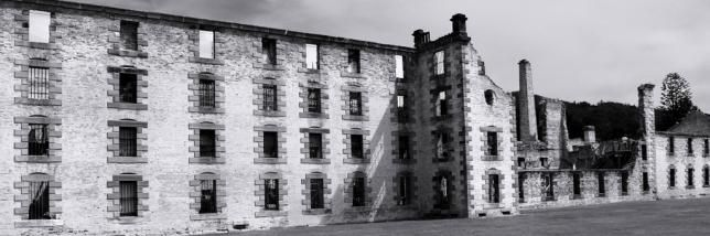 The Penitentiary, Port Arthur, February 2011. From Chilby Photography.