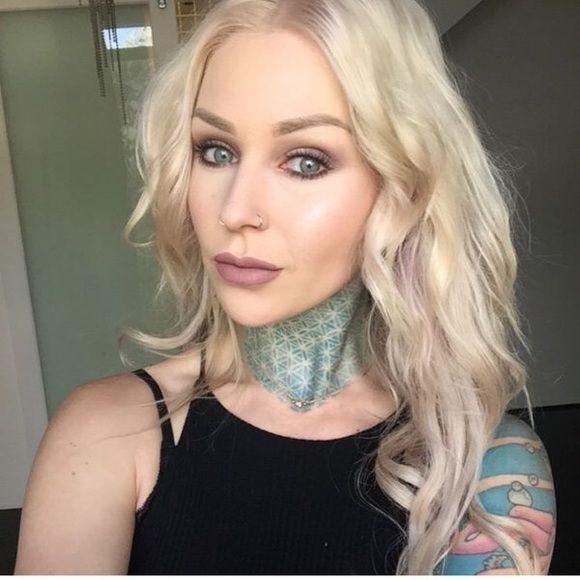 Colourpop Ultra Matte Lip Shade: Bianca Colourpop Makeup Lipstick
