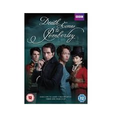 Death Comes to Pemberley DVD - Matthew Rhys, Jenna Coleman, Anna Maxwell-Martin and Trevor Eve