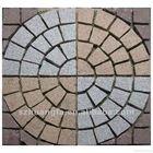 Chino barato granito piedra de pavimentación, piedra de pavimentación de moldes de plástico