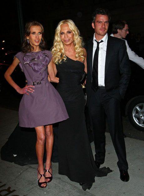 Леди Гага и Донателла Версаче похожи, как мать с дочерью ФОТО (4)