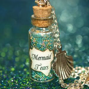 Mermaid Tears Necklace
