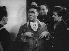 Ed Wynn in the film Stage Door Canteen (1943). Ed Wynn (November 9, 1886 – June 19, 1966) was a popular American comedian and actor noted for his Perfect Fool comedy character, his pioneering radio show of the 1930s, and his later career as a dramatic actor.