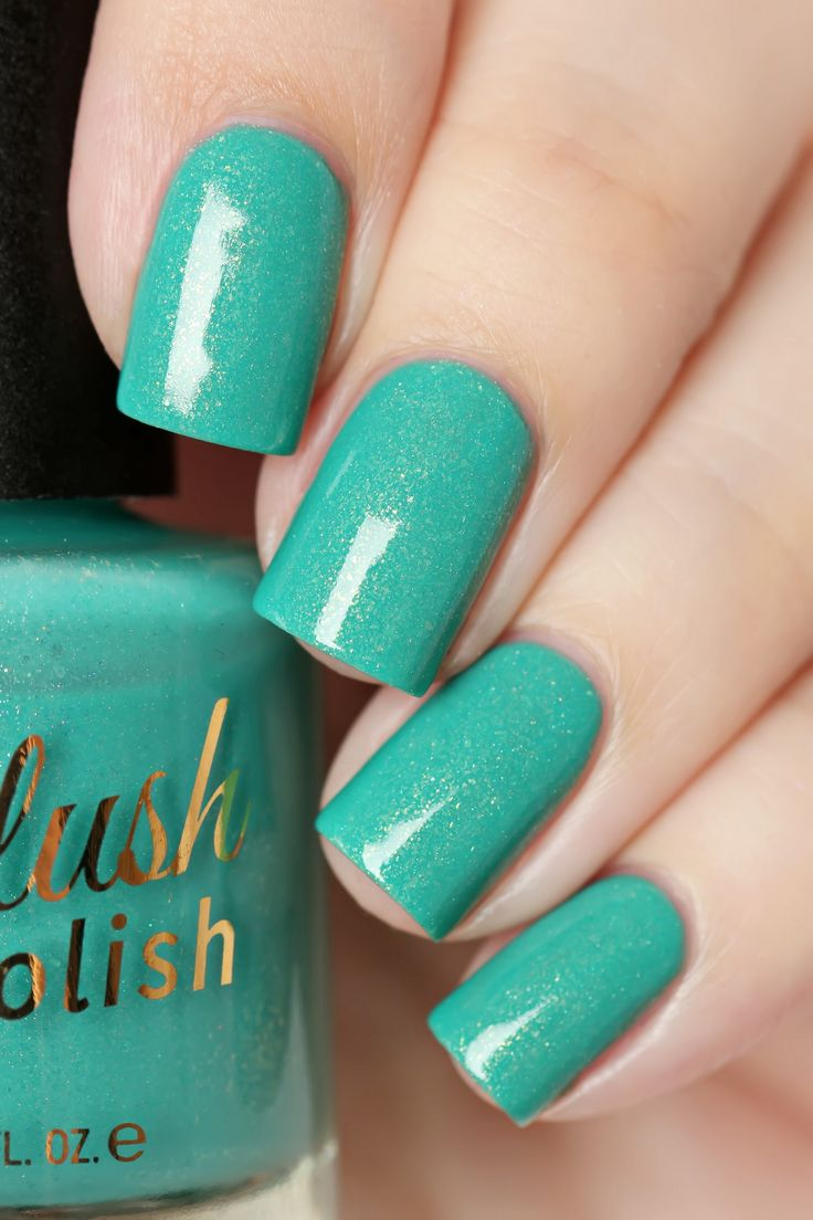 Splash Me If You Can from Delush Polish's Nautical By Nature Collection